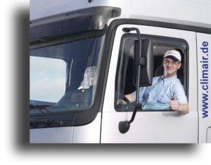 Trucks Side Wind Deflector
