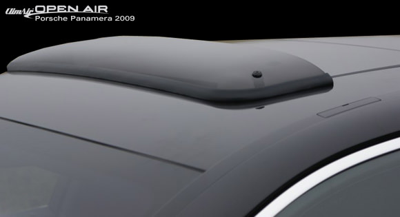 Open Air ClimAir wind deflector for sliding roofs